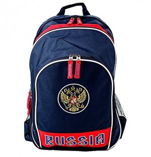 Russia Sports backpack, with coat of arms